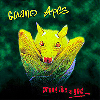 Виниловая пластинка GUANO APES - PROUD LIKE A GOD (180 GR, COLOUR)