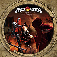 Виниловая пластинка HELLOWEEN - KEEPER OF THE SEVEN KEYS - LEGACY (2 LP, COLOUR)