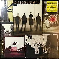 Виниловая пластинка HOOTIE AND THE BLOWFISH - CRACKED REAR VIEW