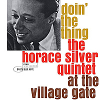Виниловая пластинка HORACE SILVER - DOIN' THE THING