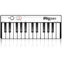 MIDI-клавиатура IK Multimedia iRig Keys Mini