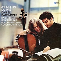 Виниловая пластинка JACQUELINE DU PRE - HAYDN: CELLO CONCERTO IN C / BOCCHERINI: CELLO CONCERTO