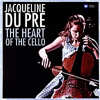 Виниловая пластинка JACQUELINE DU PRE - THE HEART OF THE CELLO