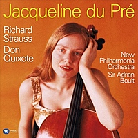 Виниловая пластинка JACQUELINE DU PRE - RICHARD STRAUSS: DON QUIXOTE - VINYL EDITION (180 GR)