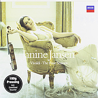 Виниловая пластинка JANINE JANSEN - VIVALDI: THE FOUR SEASONS