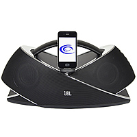 "Hi-Fi минисистема для iPad/iPhone JBL OnBeat Xtreme, обзор. Журнал ""WHAT HI-FI?"""