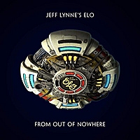 Виниловая пластинка JEFF LYNNE'S ELO - FROM OUT OF NOWHERE (LIMITED, 180 GR, COLOUR)