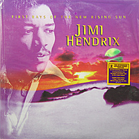 Виниловая пластинка JIMI HENDRIX - FIRST RAYS OF THE NEW RISING SUN (2 LP, 180 GR)