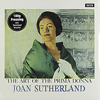 Виниловая пластинка JOAN SUTHERLAND - THE ART OF PRIMA DONNA (2 LP, 180 GR)