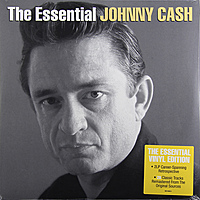 Виниловая пластинка JOHNNY CASH - THE ESSENTIAL JOHNNY CASH (2 LP)