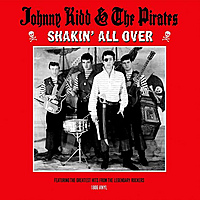 Виниловая пластинка JOHNNY KIDD & THE PIRATES - SHAKIN' ALL OVER (180 GR)