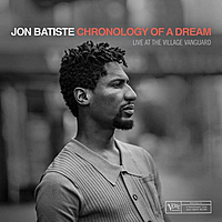 Виниловая пластинка JON BATISTE - CHRONOLOGY OF A DREAM: LIVE AT THE VILLAGE VANGUARD