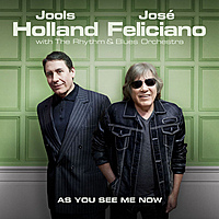 Виниловая пластинка JOOLS HOLLAND & JOSE FELICIANO - AS YOU SEE ME NOW (180 GR)