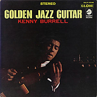 Виниловая пластинка KENNY BURRELL - GOLDEN JAZZ GUITAR (JAPAN ONLY. 1ST PRESS) (винтаж)