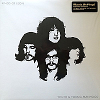 Виниловая пластинка KINGS OF LEON - YOUTH AND YOUNG MANHOOD (2 LP)