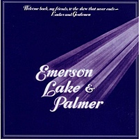 Виниловая пластинка EMERSON, LAKE & PALMER - WELCOME BACK, MY FRIENDS, TO THE SHOW THAT NEVER ENDS (3 LP)