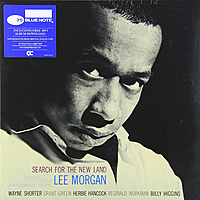 Виниловая пластинка LEE MORGAN - SEARCH FOR THE NEW LAND (180 GR)