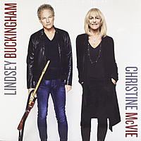 Виниловая пластинка LINDSEY BUCKINGHAM & CHRISTINE MCVIE - LINDSEY BUCKINGHAM & CHRISTINE MCVIE