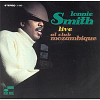 Виниловая пластинка LONNIE SMITH - LIVE AT CLUB MOZAMBIQUE (2 LP)
