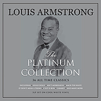 Виниловая пластинка LOUIS ARMSTRONG - THE PLATINUM COLLECTION (3 LP)