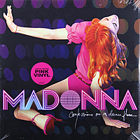 Виниловая пластинка MADONNA-CONFESSIONS ON A DANCE FLOOR (2LP)