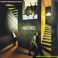 Виниловая пластинка MANFRED MANN\'S EARTH BAND - ANGEL STATION