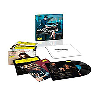 Виниловая пластинка MARTHA ARGERICH; CLAUDIO ABBADO - THE COMPLETE CONCERTO RECORDINGS (BOX) (6 LP)