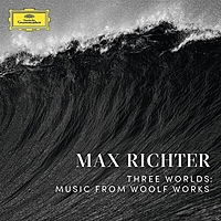 Виниловая пластинка MAX RICHTER - THREE WORLDS MUSIC FROM WOOLF WORKS (2 LP)