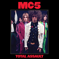 Виниловая пластинка MC5 - TOTAL ASSAULT: 50TH ANNIVERSARY COLLECTION (3 LP, COLOUR)