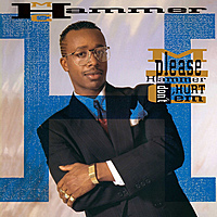 Виниловая пластинка MC HAMMER - PLEASE HAMMER DON'T HURT 'EM