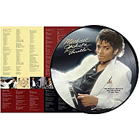 Виниловая пластинка MICHAEL JACKSON - THRILLER (LIMITED, PICTURE DISC)