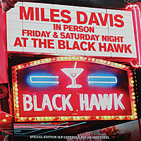 Виниловая пластинка MILES DAVIS - FRIDAY & SATURDAY NIGHT AT THE BLACK HAWK (2 LP, 180 GR)