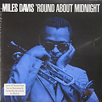 Виниловая пластинка MILES DAVIS - ROUND ABOUT MIDNIGHT (2 LP, 180 GR) Not Now Music