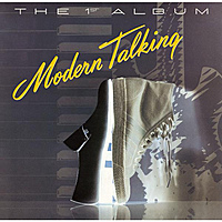 Виниловая пластинка MODERN TALKING - THE 1ST ALBUM (ONLY IN RUSSIA) (REMASTERED, COLOUR, 180 GR)