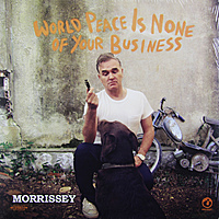 Виниловая пластинка MORRISSEY - WORLD PEACE IS NONE OF YOUR BUSINESS (2 LP)