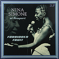 Виниловая пластинка NINA SIMONE - AT NEWPORT / FORBIDDEN FRUIT (2 LP)