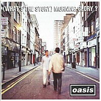 Виниловая пластинка OASIS - (WHAT'S THE STORY) MORNING GLORY (25TH ANNIVERSARY) (LIMITED, COLOUR, 180 GR, 2 LP)