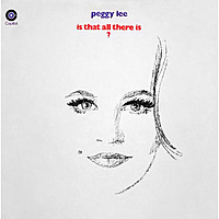 Виниловая пластинка PEGGY LEE - IS THAT ALL THERE IS