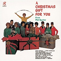 Виниловая пластинка PHIL SPECTOR - A CHRISTMAS GIFT FOR YOU FROM PHIL SPECTOR