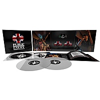 Виниловая пластинка PUBLIC ENEMY - LIVE AT METROPOLIS STUDIOS (CLEAR VINYL, 2 LP+2 CD+BR)