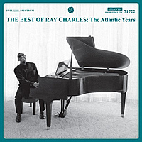 Виниловая пластинка RAY CHARLES - THE BEST OF RAY CHARLES: THE ATLANTIC YEARS (LIMITED, COLOUR, 2 LP)