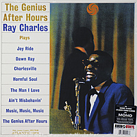 Виниловая пластинка RAY CHARLES - THE GENIUS AFTER HOURS (180 GR)
