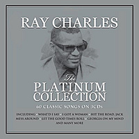 Виниловая пластинка RAY CHARLES - THE PLATINUM COLLECTION (180 GR, 3 LP, COLOUR)