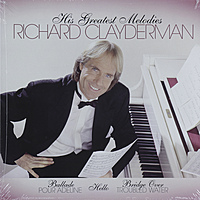 Виниловая пластинка RICHARD CLAYDERMAN - HIS GREATEST MELODIES
