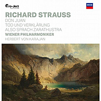 Виниловая пластинка RICHARD STRAUSS - ALSO SPRACH ZARATHUSTRA (180 GR, 2 LP)