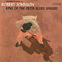 Виниловая пластинка ROBERT JOHNSON - KING OF THE DELTA BLUES (COLOUR)