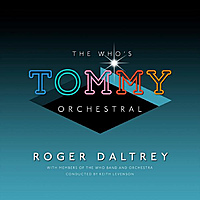 "Виниловая пластинка ROGER DALTREY - THE WHO'S ""TOMMY"" ORCHESTRAL (2 LP)"