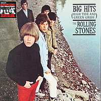 Виниловая пластинка ROLLING STONES - BIG HITS (HIGH TIDES AND GREEN GRASS)