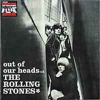 Виниловая пластинка ROLLING STONES - OUT OF OUR HEADS (UK VERSION)