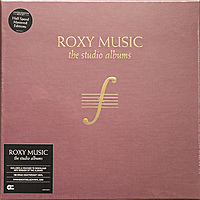 Виниловая пластинка ROXY MUSIC - THE COMPLETE STUDIO ALBUMS (8 LP BOX)